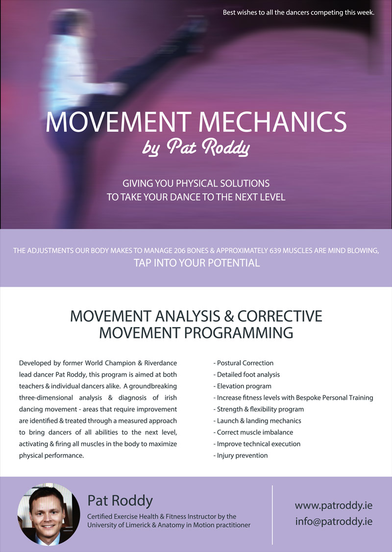 Pat Roddy Movement Mechanics
